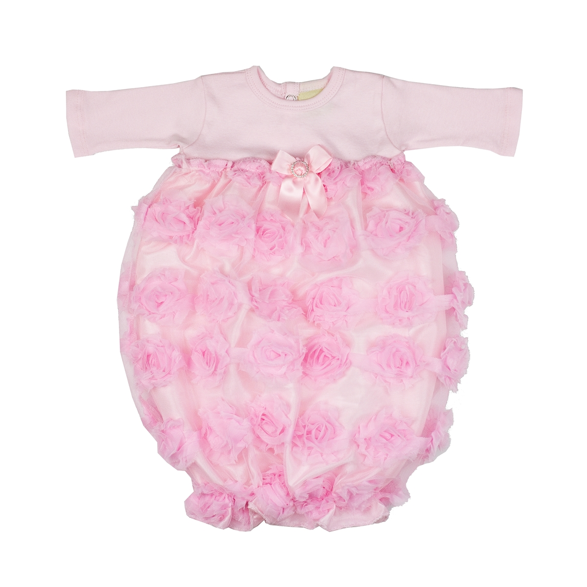 Haute Baby Emma Rose Gown