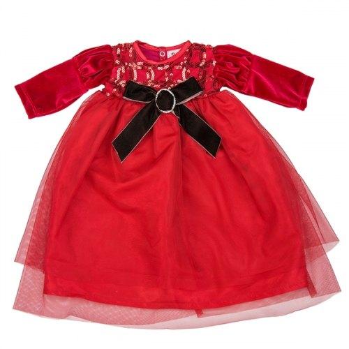 Haute Baby Tis the Season Gown