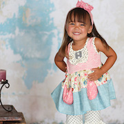 Girl Outfits 3-4 Years