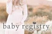 Baby Gift Registry