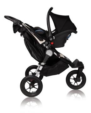 Baby Jogger Single Stroller Adapter for UppaBaby Mesa Car Seats