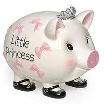 Mud Pie Little Princess Tiara Bank