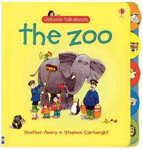 Zoo Talkabout Board Book