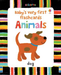 Babys Very First Flashcards Animals