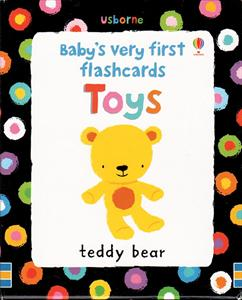 Babys Very First Flashcards Toys