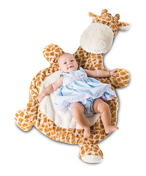 Bestever Baby Mat - Giraffe