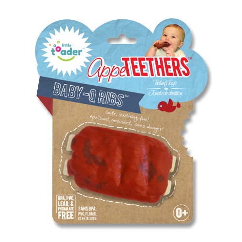AppeTeether - Baby-Q Ribs