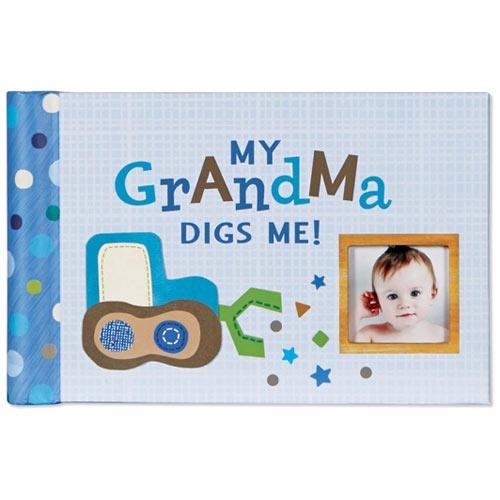 Grandma's Brag Book - Grandma Digs Me