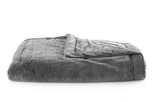 Saranoni Lush Blanket - Charcoal