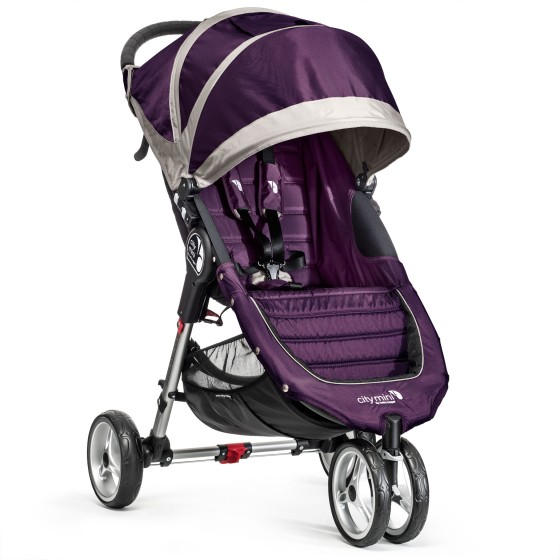 City Mini - Purple & Gray