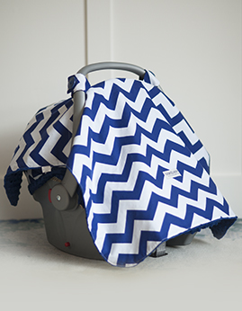 Carseat Canopy - Jagger