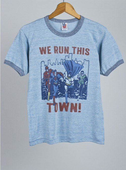 We Run This Town Tee