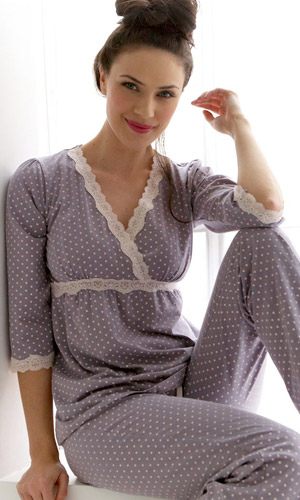 Belabumbum Dottie Tunic & Loungepant Set