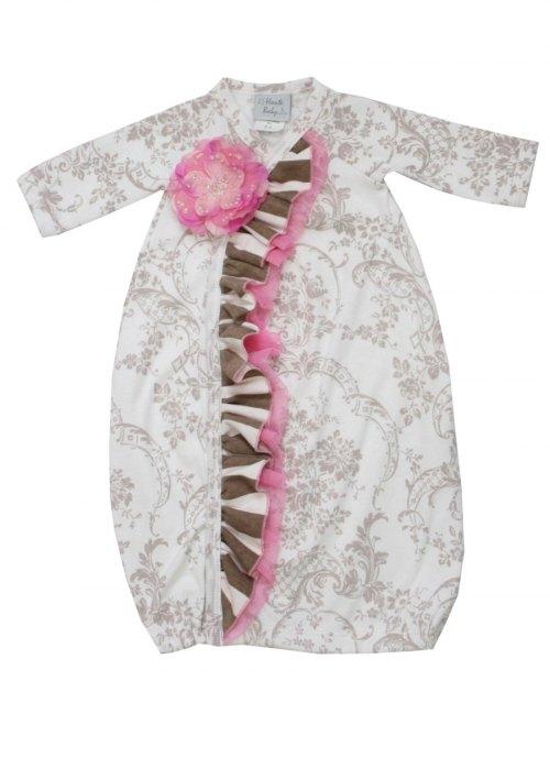 Haute Baby Girls Dream Puff Gown