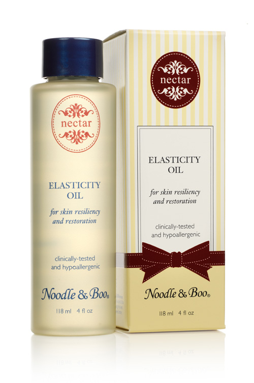 Nectar Elasticty Oil from Noodle and Boo