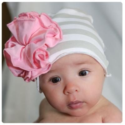 Woombie Flower Hat - Pink