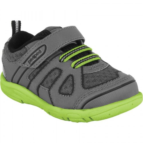 Pediped GG Jupiter - Charcoal Lime Athletic