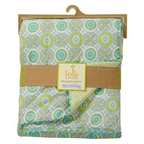 Animal Tree Quilted Comforter - Gio