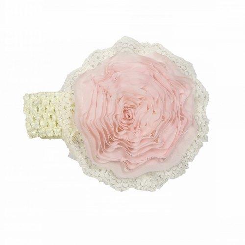 Haute Baby Pink Lullaby Headband
