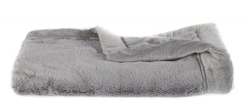 Saranoni Lush Blanket - Grey