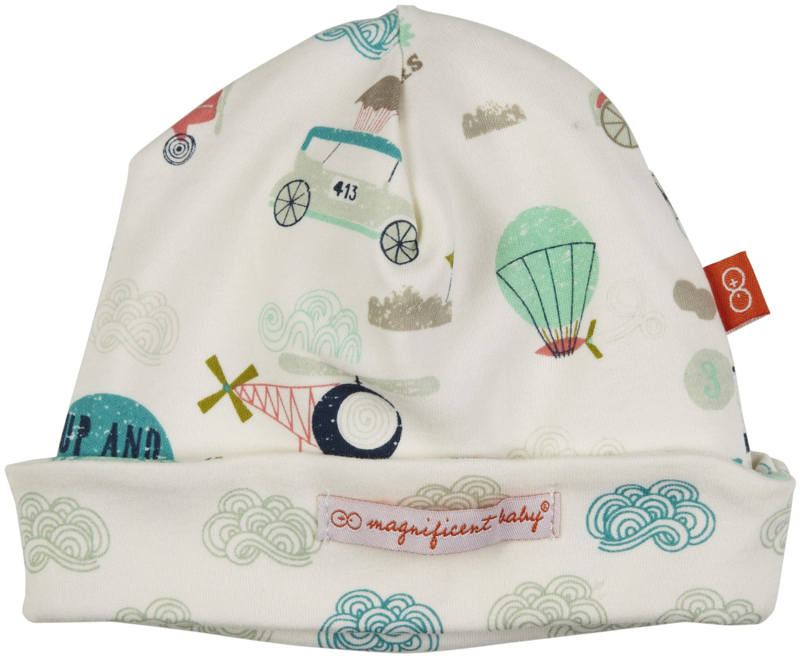 Magnificent Baby-Transport Reversible Hat