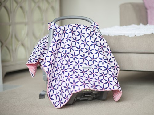 Carseat Canopy - Kendra