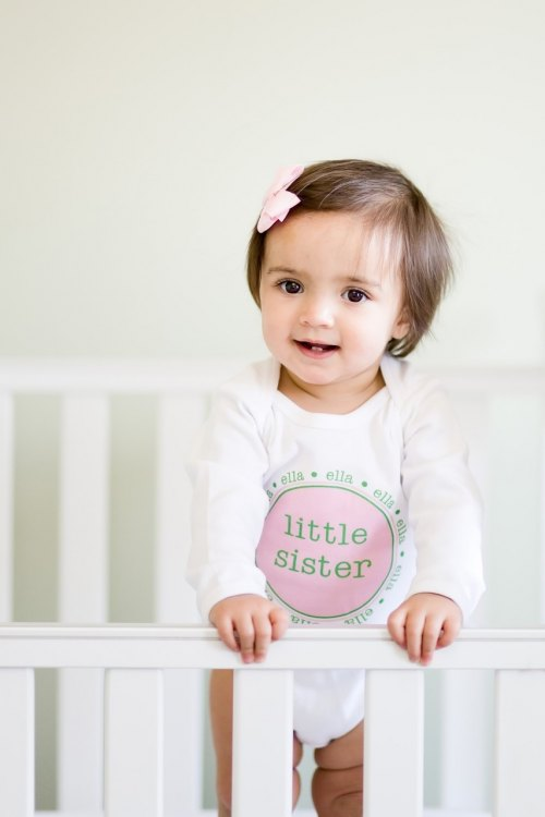 Personalized Sister Shirt