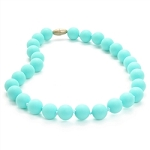 Juniorbeads Jane Necklace - Turquoise