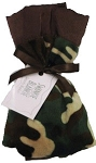 SB Security Blanket- Brown Camo