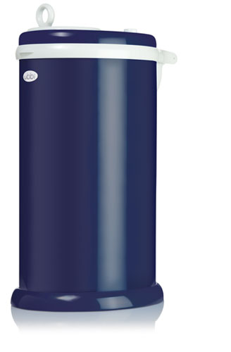 Ubbi Diaper Pail - Navy Blue