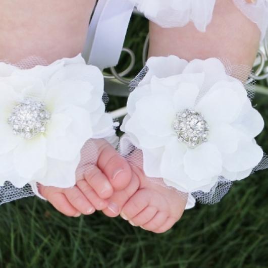Toe Blooms Angel Eyes