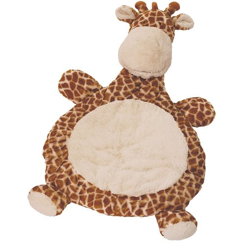 Animal Shaped Floor Pillows : Bestever Baby Mat - Giraffe
