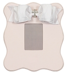 Pink Scalloped Wall Frame