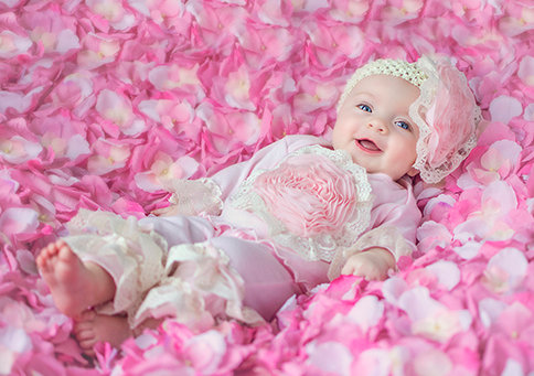 Haute Baby Pink Lullaby Set