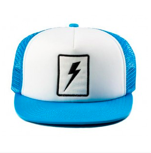 Born to Love Lightning Trucker Hat
