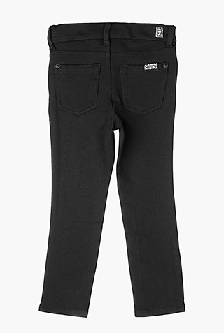 7 For All Mankind The Skinny - Black
