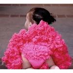 Huggalugs Chiffon Bloomer - Bubblegum