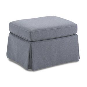 Upholstered Ottoman - 0066