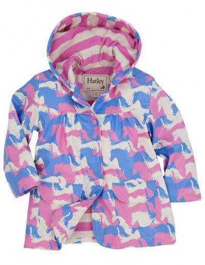 Horses Raincoat