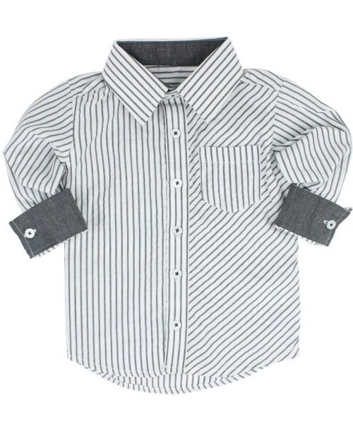 RuggedButts Funky Formal Button Down