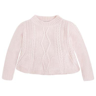 Mayoral Knit Sweater - Rose