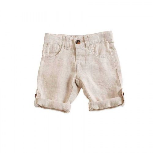 K&K Tan Cuffed Pants