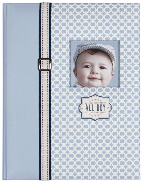 All Boy Memory Book