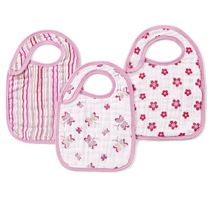 Snap Bibs - Princess Posie