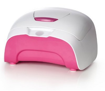 Prince Lionheart Wipes Warmer - Pop Pink