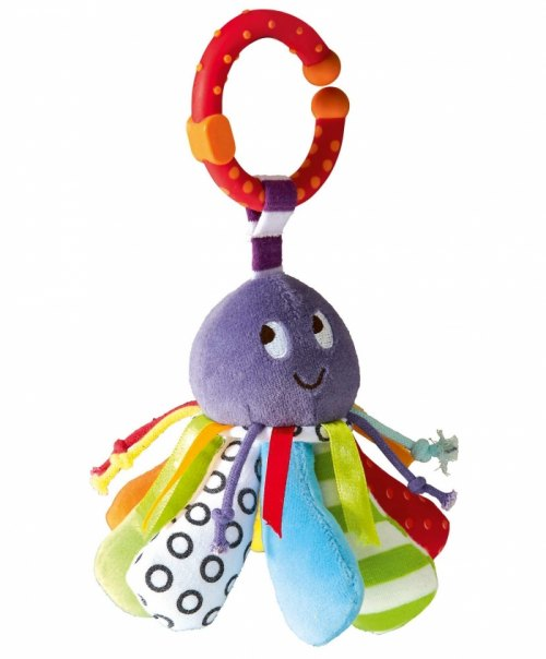 Octopus Linkie Toy