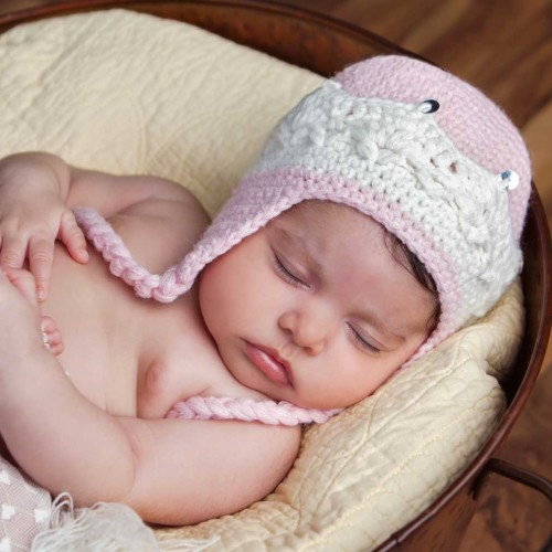 Huggalugs Princess Beanie Hat