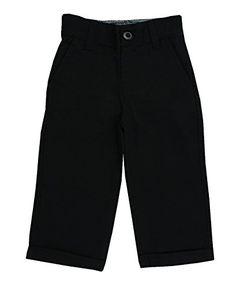 RuggedButts Black Dress Pants