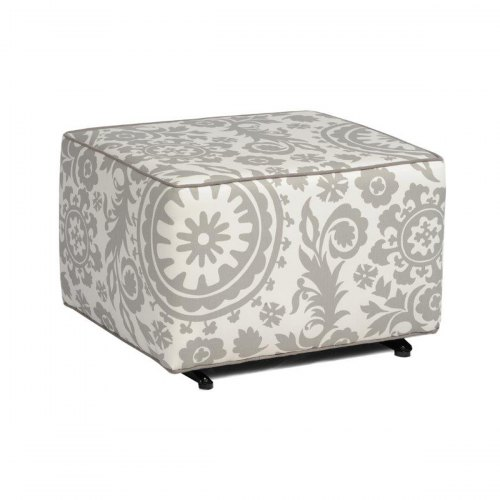 Little Castle Glider Ottoman without Skirt