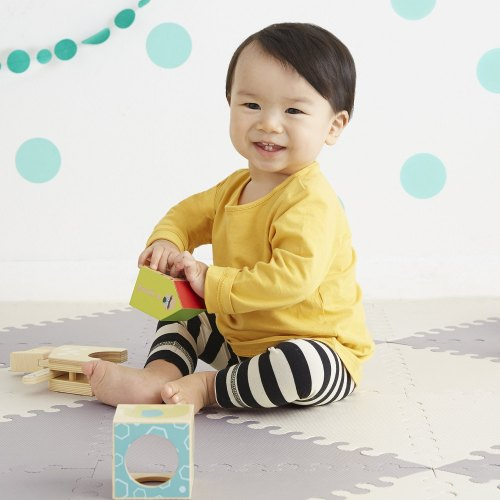 Playspot Floor Mat - Geo